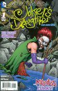 Batman Joker's Daughter (2014) 1