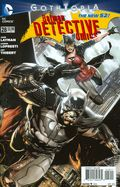 Detective Comics (2011 2nd Series) 28A
