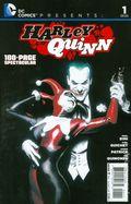 DC Comics Presents Harley Quinn (2014) 1A