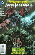 Forever Evil Arkham War (2013) 5A