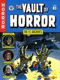 EC Archives Vault of Horror HC (2007-Present GC Press/Dark Horse) 3-1ST