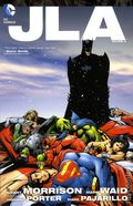 JLA TPB (2011-2016 DC) Deluxe Edition 4-1ST