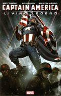 Captain America Living Legend TPB (2014 Marvel) 1-1ST