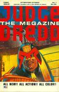 Judge Dredd Megazine (1991) U.S. Edition 1