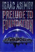 Prelude to Foundation HC (1988 A Doubleday Novel) By Isaac Asimov 1B-1ST