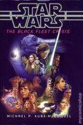 Star Wars The Black Fleet Crisis HC (1997 Novel) 1-1ST