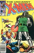 Uncanny X-Men (1963 1st Series) Mark Jewelers 197MJ