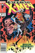 Uncanny X-Men (1963 1st Series) Mark Jewelers 243MJ