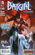 Batgirl (2011 4th Series) 28A