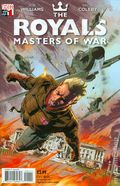 Royals Masters of War (2014) 1A