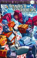 Transformers (2012 IDW) Robots In Disguise 26