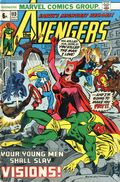 Avengers (1963 1st Series) UK Edition 113UK