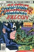 Captain America (1968 1st Series) UK Edition 207UK