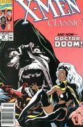 X-Men Classic (1986-1995 Marvel) Classic X-Men Mark Jewelers 49MJ