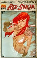 Red Sonja Dollar Book (2014) 1