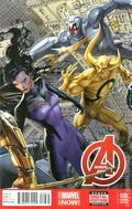 Avengers (2013 5th Series) 26B