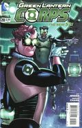 Green Lantern Corps (2011 2nd Series) 28B