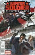 Winter Soldier Bitter March (2014) 1B