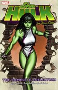She-Hulk TPB (2014 Marvel) The Complete Collection By Dan Slott 1-1ST