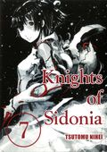 Knights of Sidonia GN (2013 Vertical Digest) 7-1ST