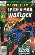 Marvel Team-Up (1972 1st Series) UK Edition 55UK