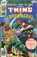 Marvel Two-in-One (1974 1st Series) UK Edition 45UK