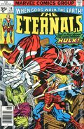 Eternals (1976) 35 Cent Variant 14