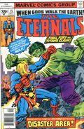Eternals (1976) 35 Cent Variant 15