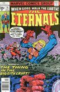 Eternals (1976) 35 Cent Variant 16