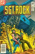 Sgt. Rock (1977) Mark Jewelers 374MJ