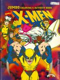 X-Men Jumbo Coloring and Activity Book SC (1997 Landoll's) 1-1ST