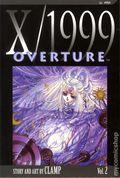 X/1999 TPB (2003-2004 Shojo Edition) 2nd Edition 2-1ST