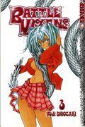 Battle Vixens GN (2004-2011 Tokyopop Digest) 3-REP
