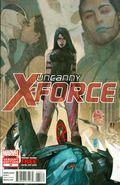 Uncanny X-Force (2010 Marvel) 35C