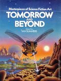 Tomorrow and Beyond HC (1978 Workman) Masterpieces of Science Fiction 1-REP