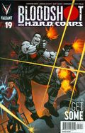 Bloodshot and Hard Corps (2012 3rd Series) 19B