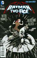 Batman and Robin (2011 2nd Series) 28A
