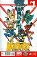 New Warriors (2014 5th Series) 1A