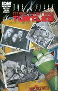 X-Files Conspiracy Teengage Mutant Ninja Turtles (2014) 1
