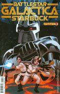 Battlestar Galactica Starbuck (2013 Dynamite) 4