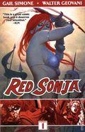 Red Sonja TPB (2014 Dynamite Entertainment) By Gail Simone 1-1ST