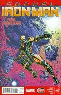 Iron Man (2012 5th Series) Annual 1