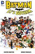 Batman Li'l Gotham TPB (2014 DC) 1-1ST