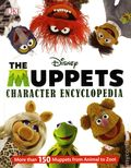 Disney The Muppets Character Encyclopedia HC (2014 DK) 1-1ST