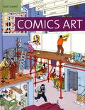Comics Art HC (2014 Yale Univeristy Press) 1-1ST