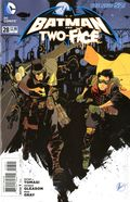 Batman and Robin (2011 2nd Series) 28B