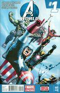 Avengers World (2014) 1F