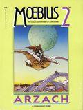 Moebius GN (1987-1994 Marvel/Epic) 2-REP
