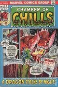Chamber of Chills (1972 Marvel) Mark Jewelers 1MJ