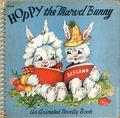 Hoppy The Marvel Bunny An Animated Novelty Book SC (1945) 1-1ST